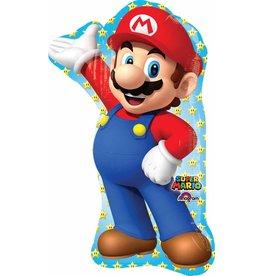 "Mario Bros 33"" Mylar Balloon"