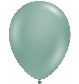 "Betallic 11""  Willow Green TUFTEX  Latex Balloon (Without Helium)"