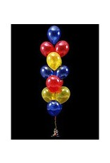 17 Balloons to a Weight Not-Treated