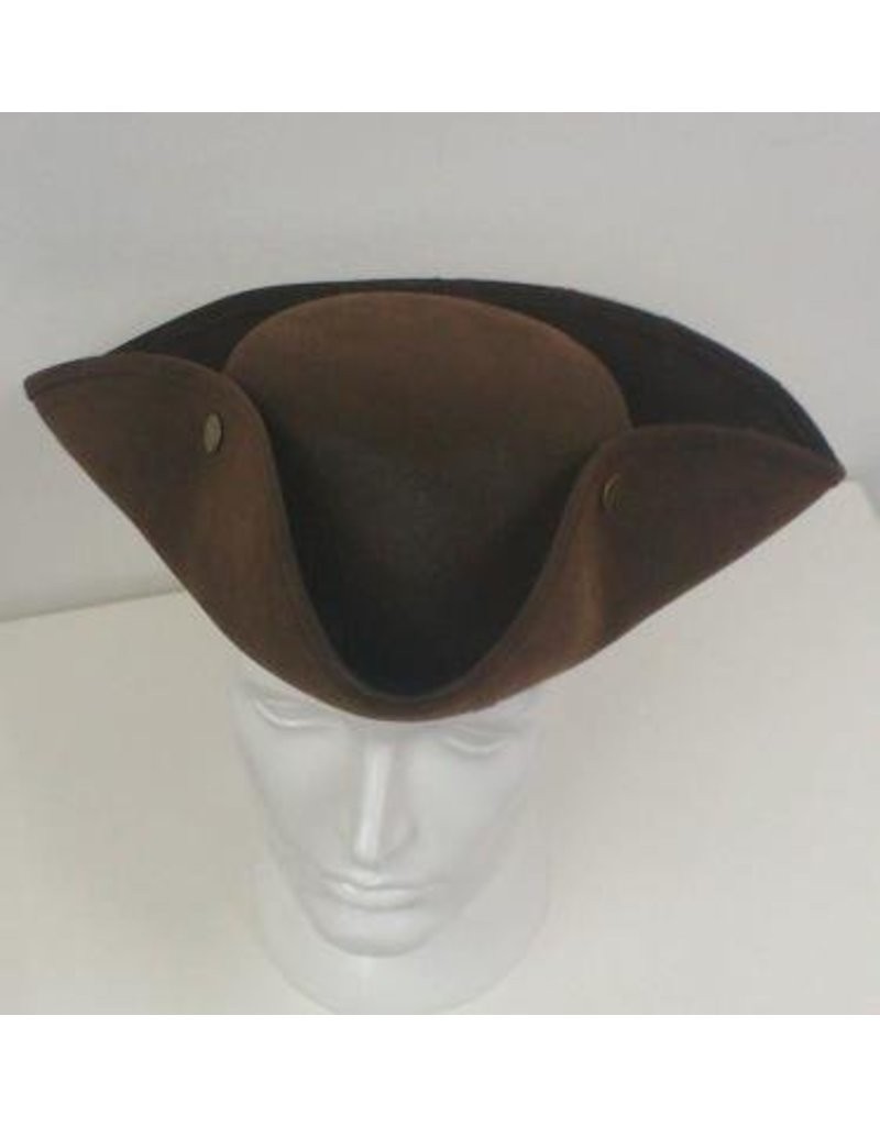 Brown Buccaneer Hat