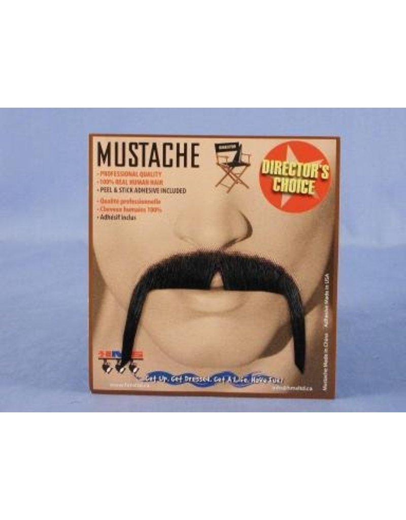 Chinese Black Moustache