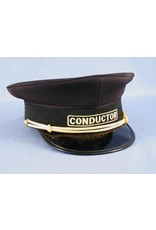 Conductor Hat Deluxe