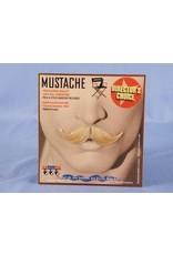 Debonair Black Moustache