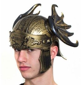 Winged Roman Helmet