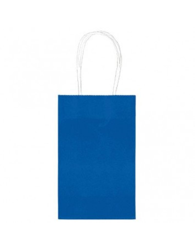 Bright Royal Blue Cub Bags Value Pack  (10)