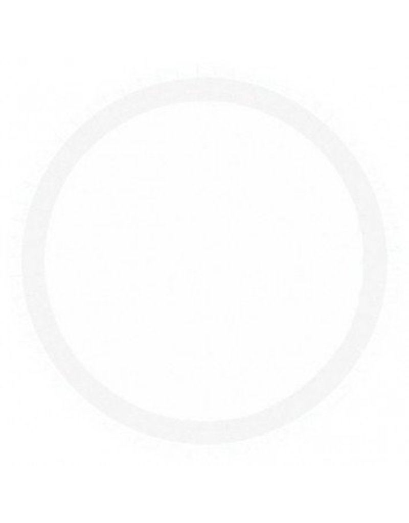 """Frosty White 7"""" Paper Plate (20)"""