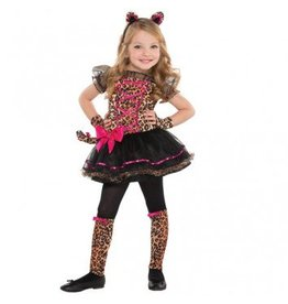 Precious Leopard (3-4) Toddler Costume