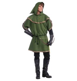 Men's Costume Sherwood Forest Archer