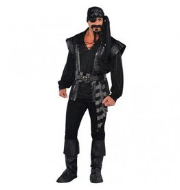 Men's Costume Dark Sea Scoundrel Standard