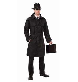 Men's Costume Secret Agent Trench Coat