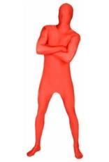 Adult Costume Morphsuit Red Medium