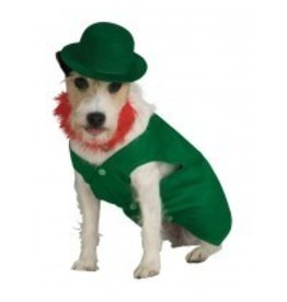 Dog Costume Leprechaun