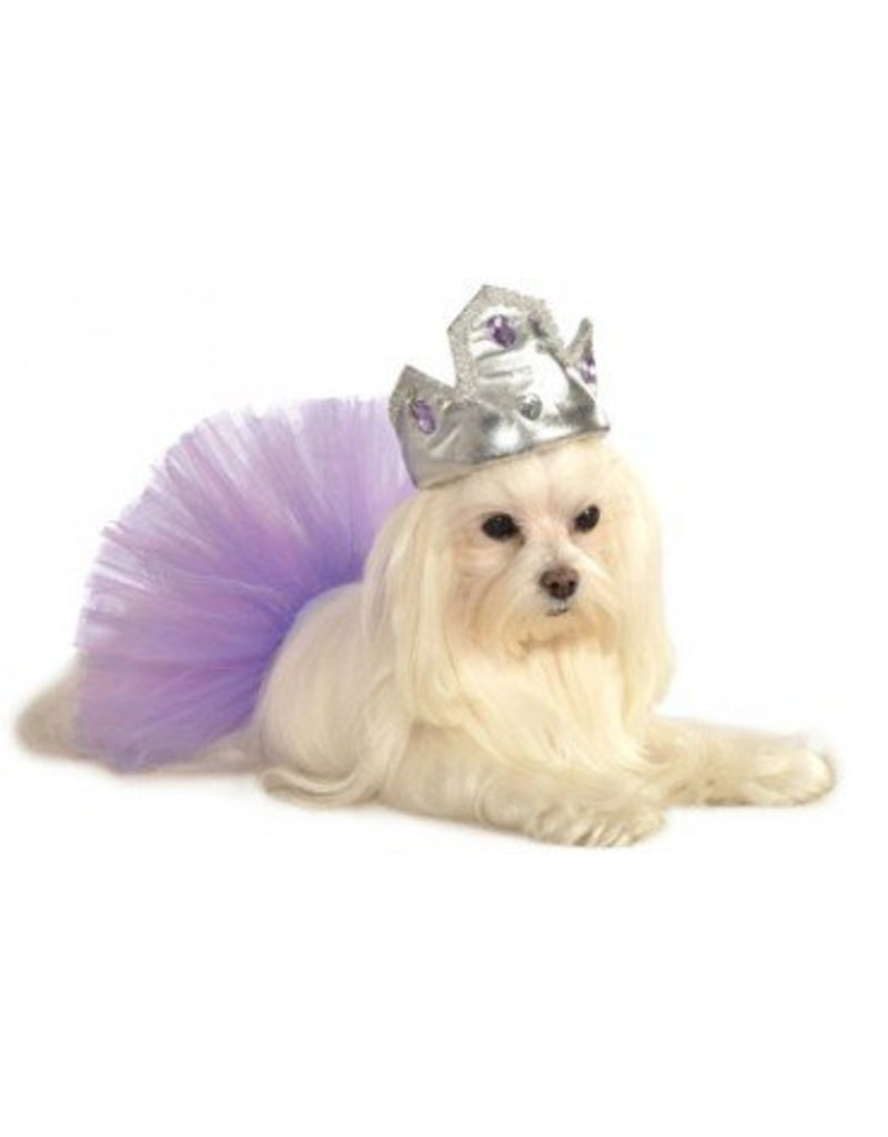 Dog Costume Tiara S/M