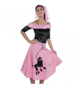 Poodle Skirt Adult Standard