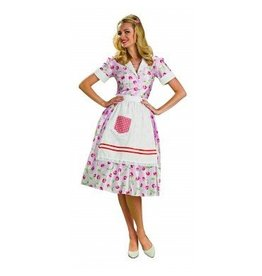 Women's Costume 50s Housewife