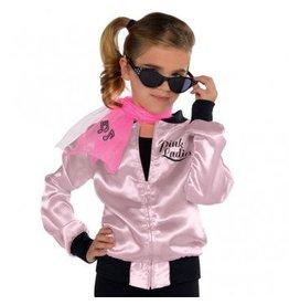 Pink Ladies Jacket Child Standard