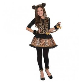 Children's Costume Sassy Spots Medium (8-10)