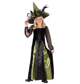 Child Goth Maiden Witch Large (12-14)