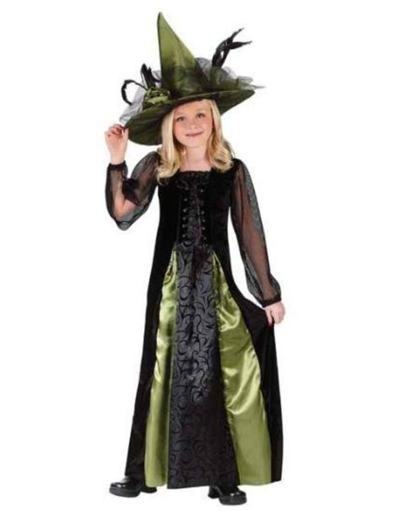 Child Goth Maiden Witch Large (12-14)