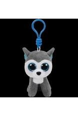 Beanie Boos Dog Slush Keychain
