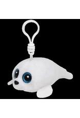 Beanie Boos seal Icy Keychain