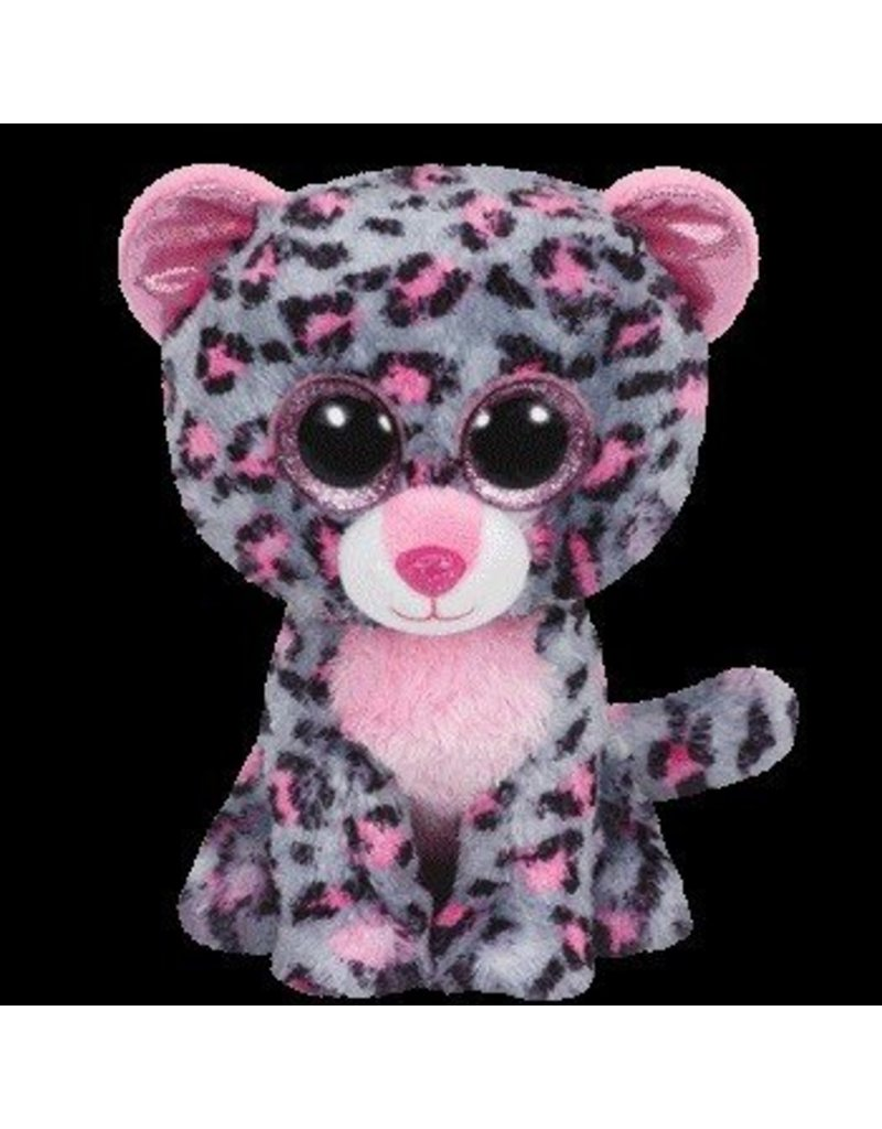 Beanie Boos Leopard Tasha