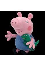 Beanie Boos Peppa Pig George