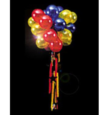 40 Balloons to a Weight Not-Treated