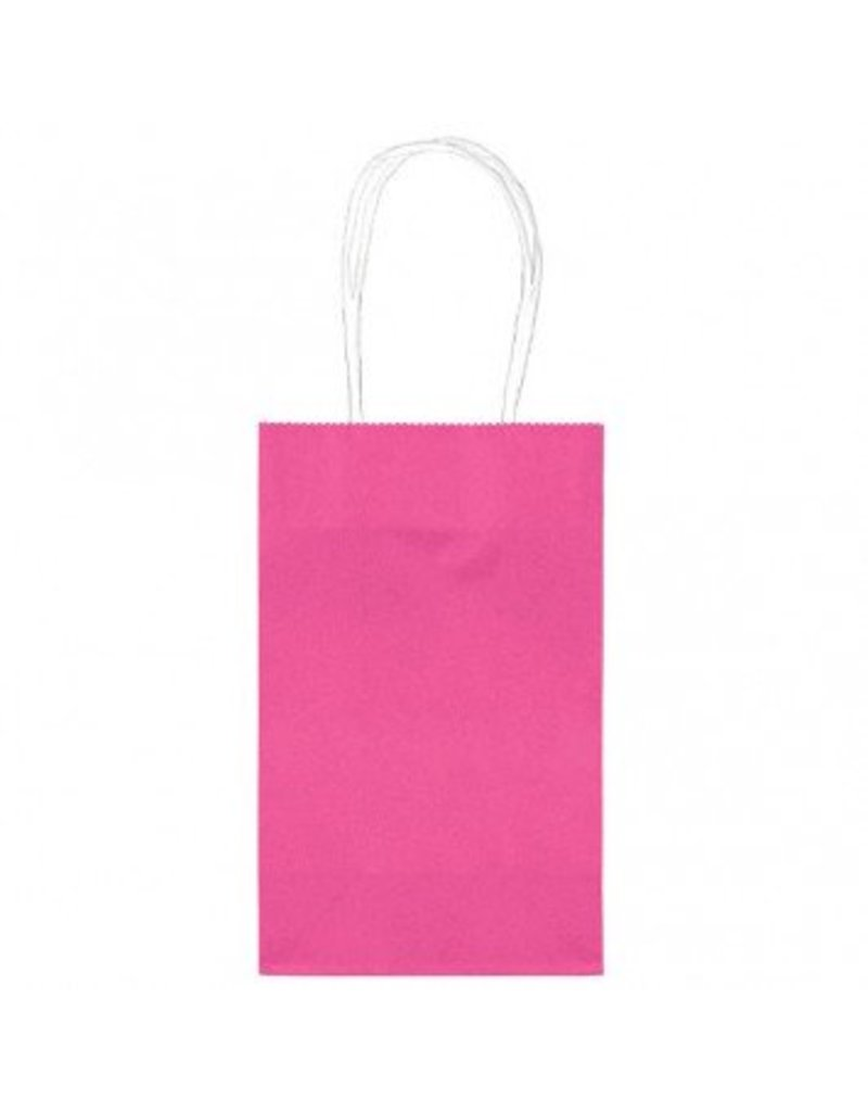Bright Pink Cub Bags Value Pack (10)