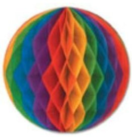 "19"" Art-Tissue Ball Rainbow"