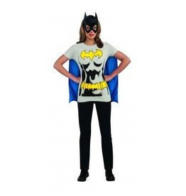 Women's T-shirt Batgirl Large
