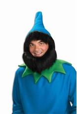 Blue Elf Hat With Beard