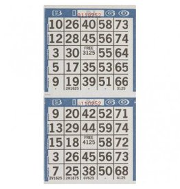 Bingo Game Sheets (125)