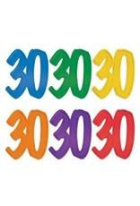 30 Foil Cutout