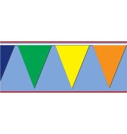 Rainbow Pennant Banner