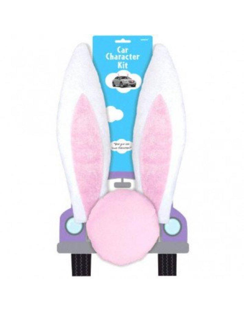 Easter Bunny Car Art