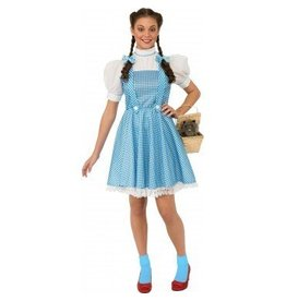 Women's Costume Dorothy Wizard of Oz Standard