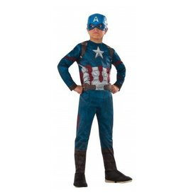 Children's Costume Captain America