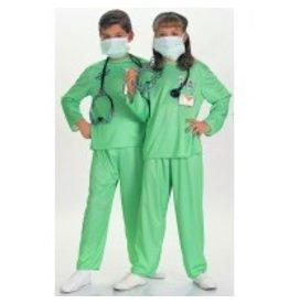 Child ER Doctor Large (12-14) Costume