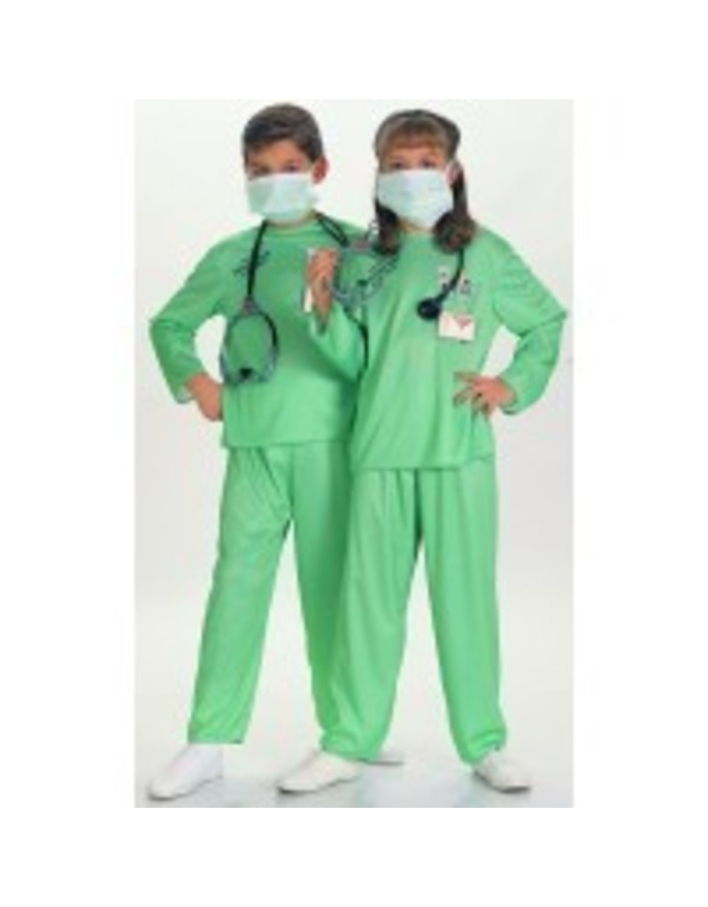 Child ER Doctor Large (12-14) Costume