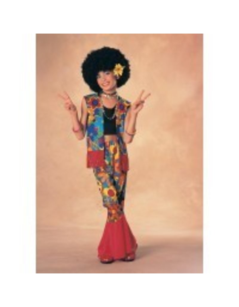 Child Flower Power Medium (8-10) Costume