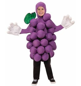 Children's Costume Grapes One Size