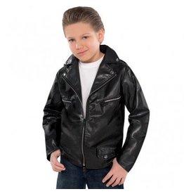 Children's Costume Greaser Jacket Standard