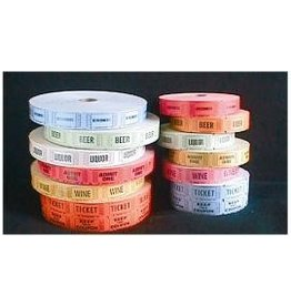 Coupon Roll Tickets (2000)