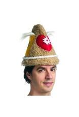 Authentic Oktoberfest Beer Hat