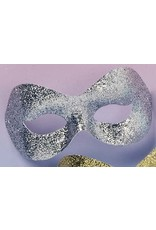 Charm Glitter Silver Eyemask