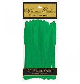 Festive Green Premium Knives (20)