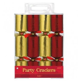 Crackers Red/Gold Foil