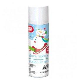 Snow Spray