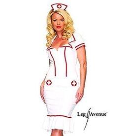 Women's Costume Miss Diagnosis  Medium/Large